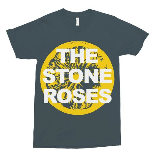The Stone Roses: Large Lemon T-Shirt