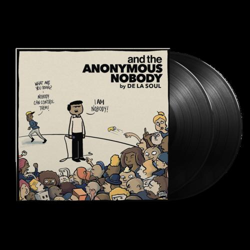 De La Soul: And The Anonymous Nobody…