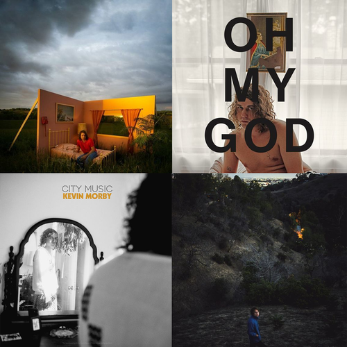 Kevin Morby: Sundowner, Oh My God, City Music, Singing Saw: Signed Analogue Bundle