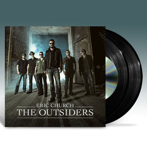 Eric Church: The Outsiders & Bonus CD