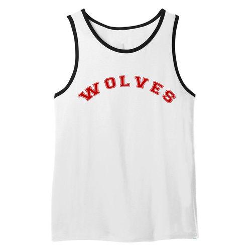 Selena Gomez : Wolves Varsity Small Tank