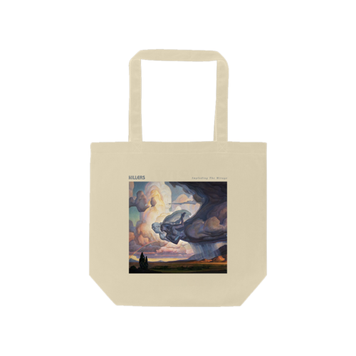 The Killers: ITM Album Art Tote Bag (Natural)
