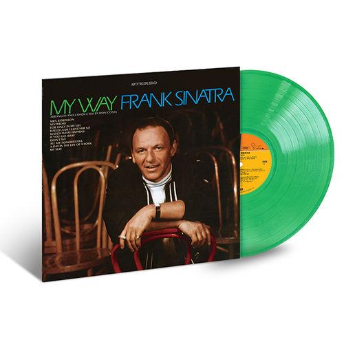 Frank Sinatra: My Way: Exclusive 50th Anniversary Edition Green Vinyl