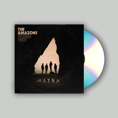 The Amazons: Future Dust - CD