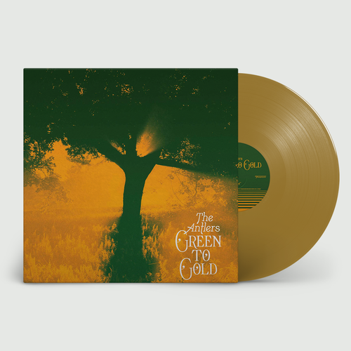 The Antlers: Green To Gold: Gold Vinyl + Exclusive Signed Print