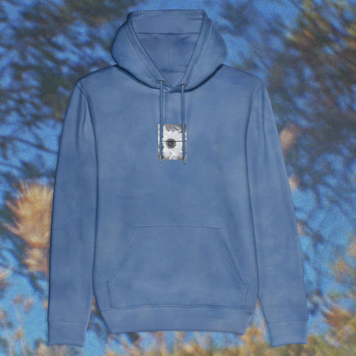 Ben Howard: Collections From The Whiteout: Jump Hoodie (Blue)