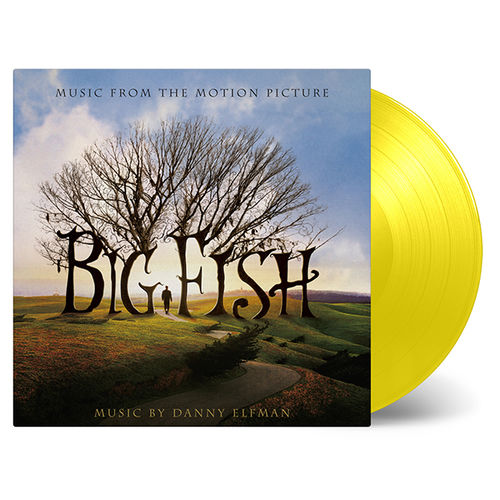 Original Soundtrack: Big Fish: Limited Edition Yellow Coloured Vinyl