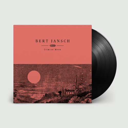 Bert Jansch: Crimson Moon: Black Vinyl