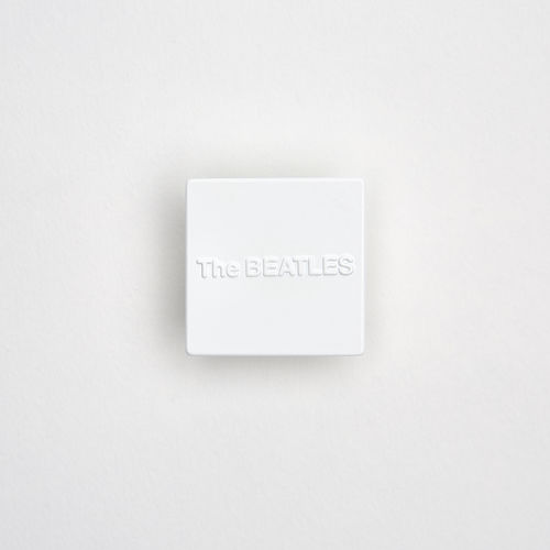 Abbey Road Studios: The Beatles White Album Badge