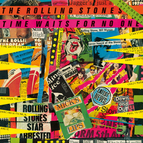 The Rolling Stones: Time Waits For No One : Anthology 1971-1977 (SHM-CD)