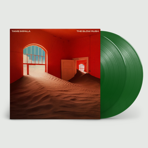 Tame Impala: The Slow Rush: Limited Dark Forest Green Vinyl