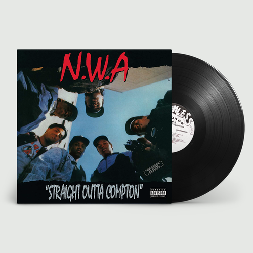 N.W.A: Straight Outta Compton: 25th Anniversary Edition