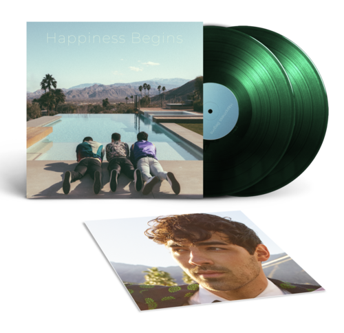 Jonas Brothers: Happiness Begins (Joe 2LP)