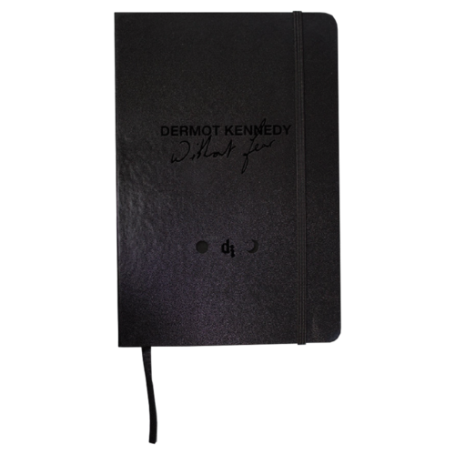 Dermot Kennedy: A5 Embossed Notebook