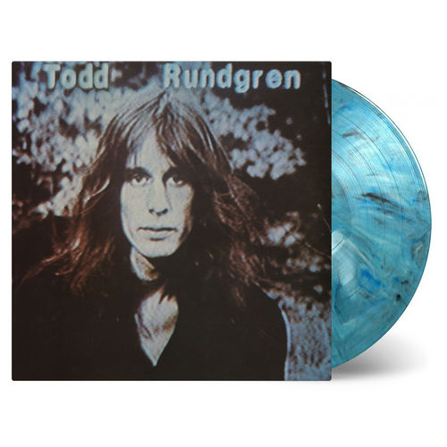 Todd Rundgren: Hermit of Mink Hollow: Limited Edition Blue, White & Black Mixed Vinyl