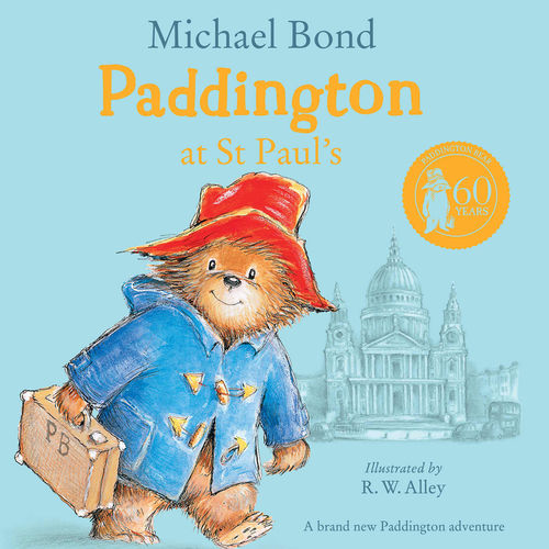 Paddington Bear: Paddington at St Paul's