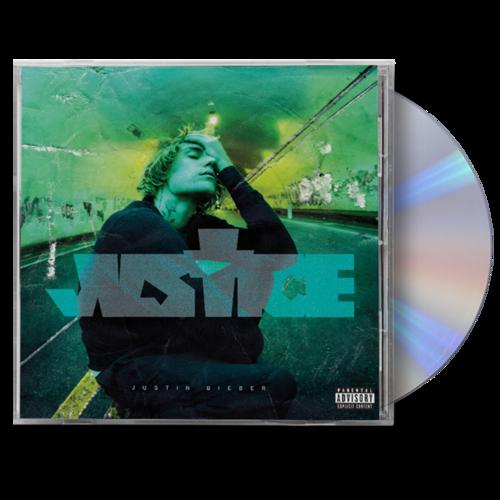 justin bieber: JUSTICE STANDARD CD
