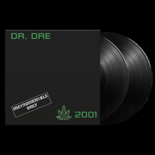 Dr. Dre: 2001 (Instrumental)