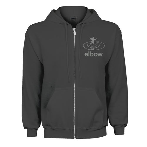 Elbow: The Simplicity 2017 Tour Dated Zip Hoodie