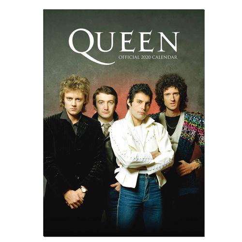 Queen: Queen Official 2020 Calendar
