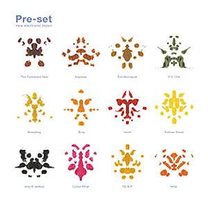 Various (Mute): Pre Set