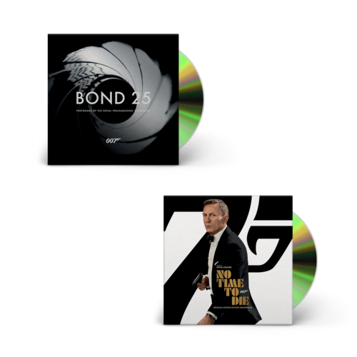 Hans Zimmer: Bond, James Bond Deluxe CD Bundle