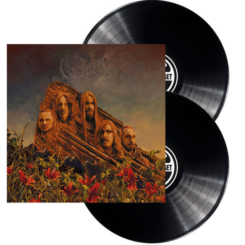 Opeth: Garden Of The Titans (Live At Red Rocks Ampitheatre): Limited Double Gatefold 180 gm Vinyl