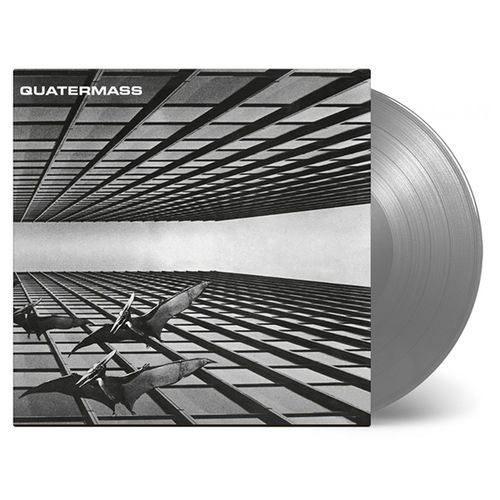 Quartermass: Quatermass: Limited Edition Silver Coloured Vinyl