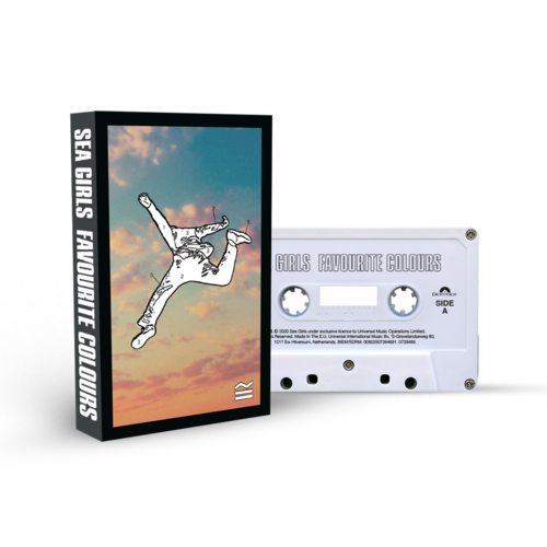 Sea Girls: Favourite Colours Cassette