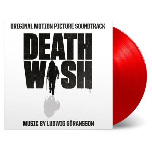 Ludwig Goransson: Death Wish: Coloured Vinyl LP