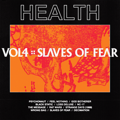 Slaves Of Fear: HEALTH – VOL. 4 - CD