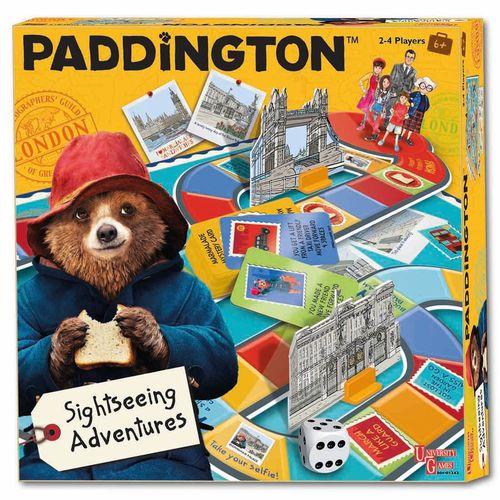 Paddington Bear: Paddington Sightseeing Adventures Game