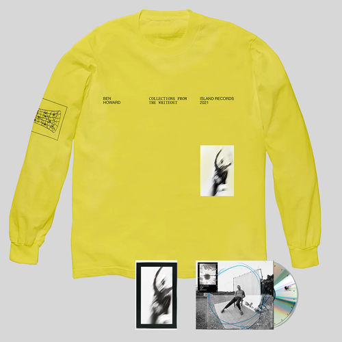 Ben Howard: Collections From The Whiteout: Yellow Longsleeve, CD + Exclusive White Cassette