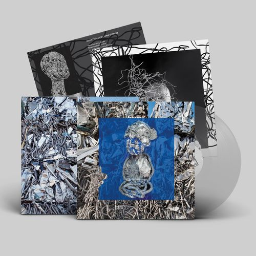 Pod Blotz: Transdimensional System: Limited Edition Clear Vinyl
