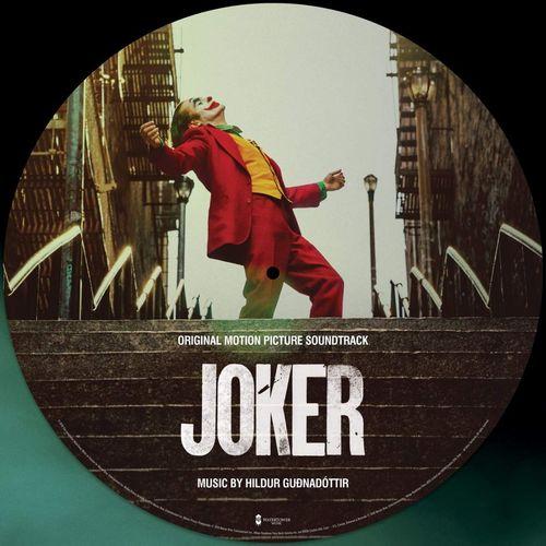 Hildur Gudnadottir: Joker - Original Motion Picture Soundtrack: Limited Edition Picture Disc
