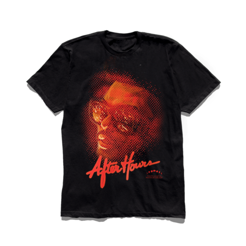 The Weeknd: AFTER HOURS DISCO T-SHIRT