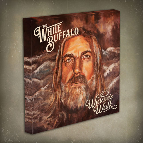 The White Buffalo: Signed 12
