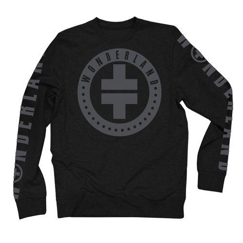 takethat: TT Grey Logo Longsleeve Top