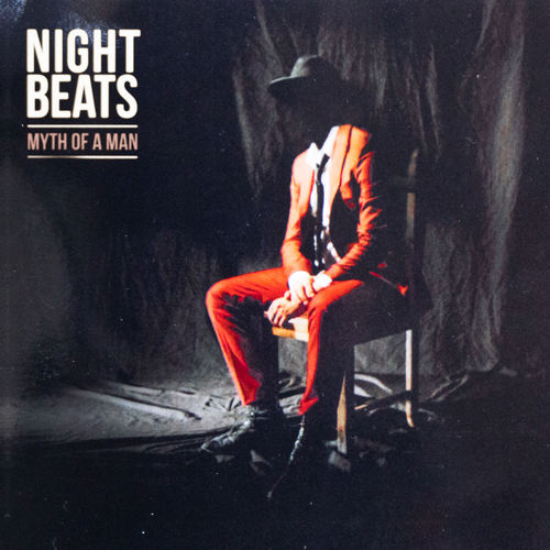 Night Beats: Myth Of A Man: Red Vinyl