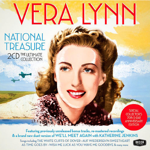 Vera Lynn: National Treasure - The Ultimate Collection