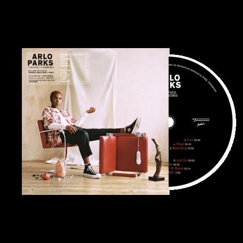 Arlo Parks: Collapsed In Sunbeams: CD