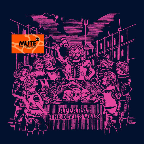 Apparat: The Devil's Walk: Limited Edition Violet Vinyl