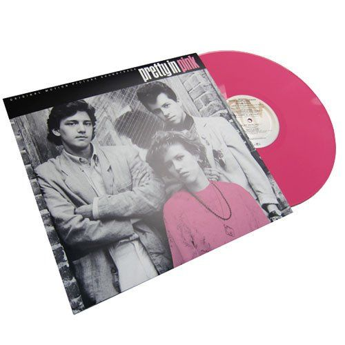 Soundtrack: Pretty In Pink (Pink Vinyl)