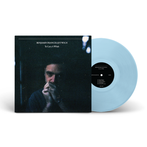 Benjamin Francis Leftwich: Signed To Carry A Whale Ice Blue Vinyl - DH Store Exclusive
