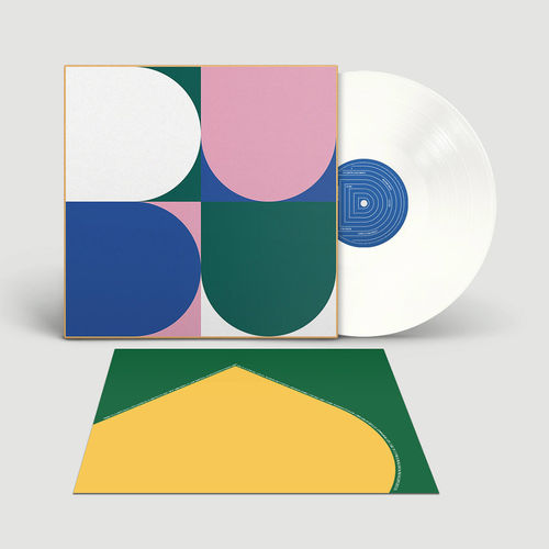 B Boys: Dudu: Limited Edition White Vinyl LP