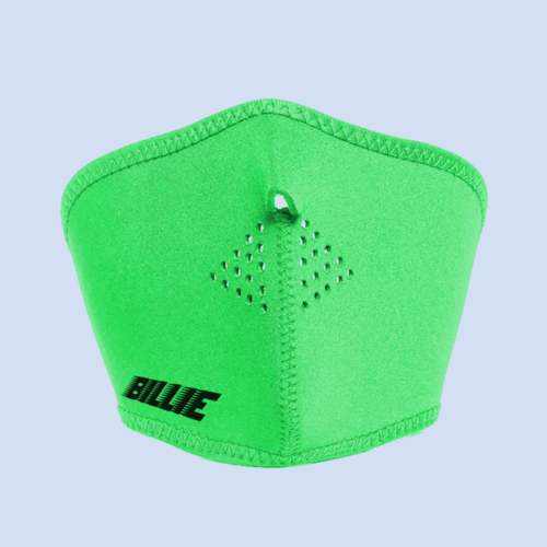 Billie Eilish: Billie Green Slime Mask