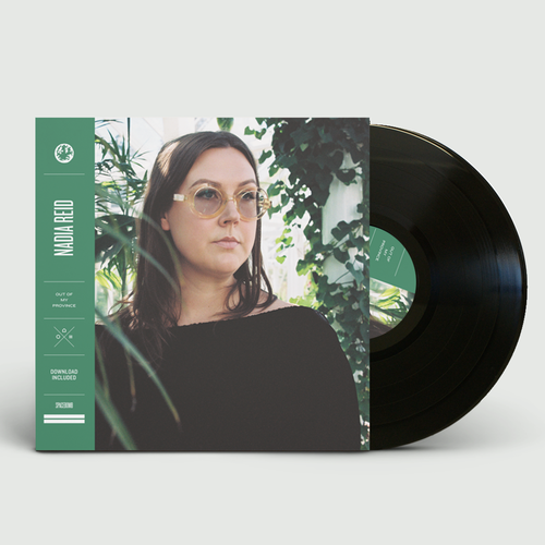 Nadia Reid: Out Of My Province: Vinyl + Signed 12x12