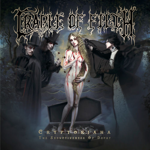 Cradle Of Filth: Cryptoriana – The Seductiveness Of Decay: Ltd Edition Gatefold Picture Disc