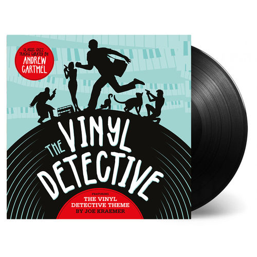 Various Artists: The Vinyl Detective
