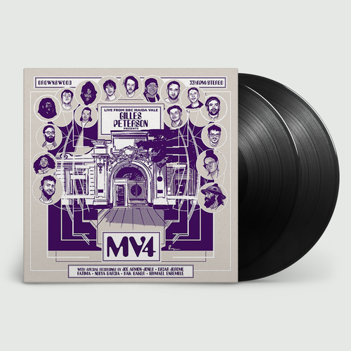 Various Artists: Gilles Peterson Presents: MV4